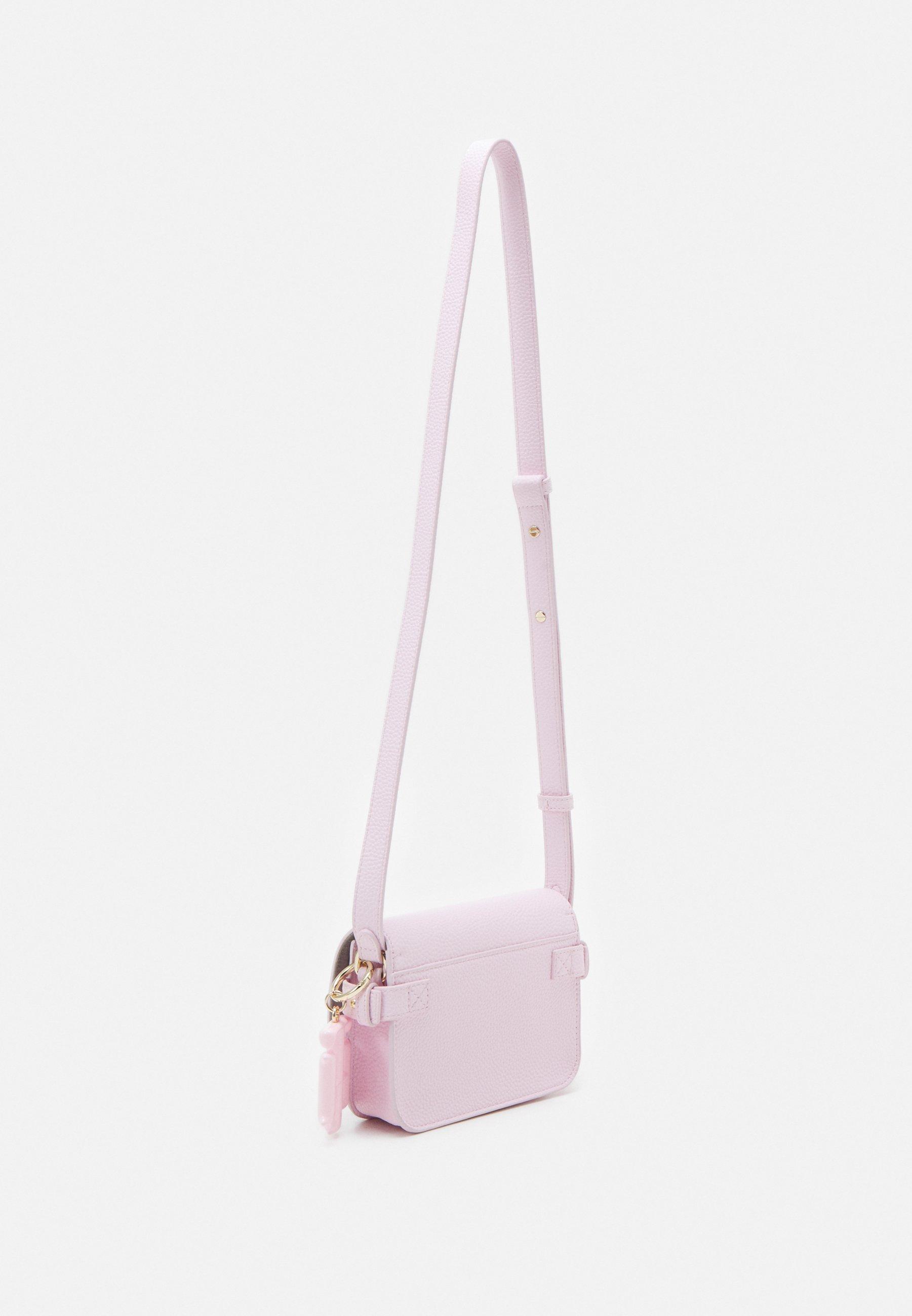 SOFT MINI CROSSOVER - Sac bandoulière - pink