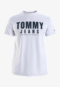 Tommy Jeans - Print T-shirt - white - 0