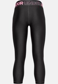 Under Armour - ANKLE CROP - Leggings - jet gray - 1