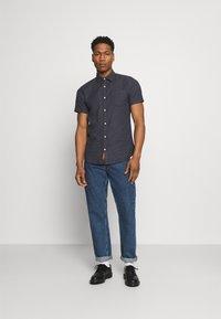 Jack & Jones - JORABEL SHIRT - Camisa - navy blazer - 1