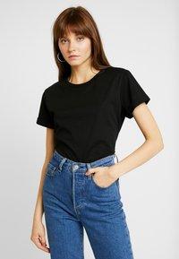 Miss Sixty - T-shirt med print - black - 0