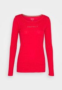 Esprit - CORE - Maglietta a manica lunga - red - 0