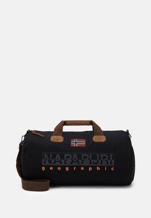 BERING  - Weekend bag - black