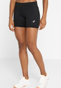 ASICS - SILVER SPRINTER - Tights - performance black - 0