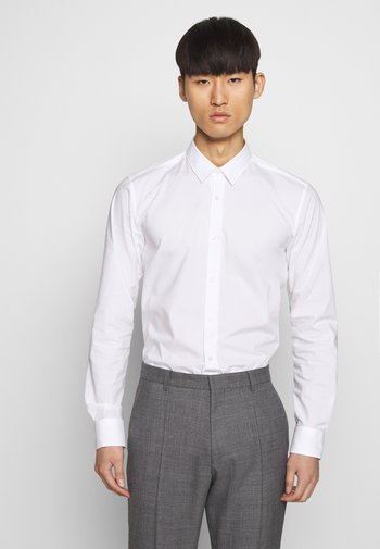 ELISHA - Formal shirt - open white