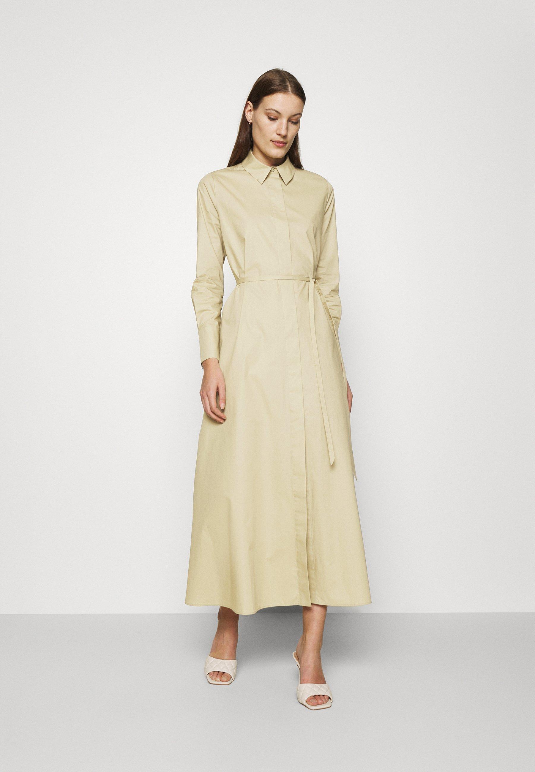 Mujer DINA VIOLA - Vestido camisero