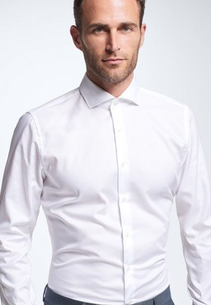 SERENO - Formal shirt - white