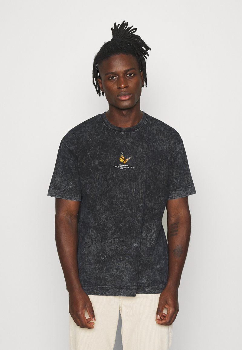 Good For Nothing - T-shirt print - grey