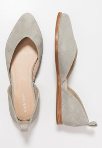 Pier One - Ballerines - grey - 3