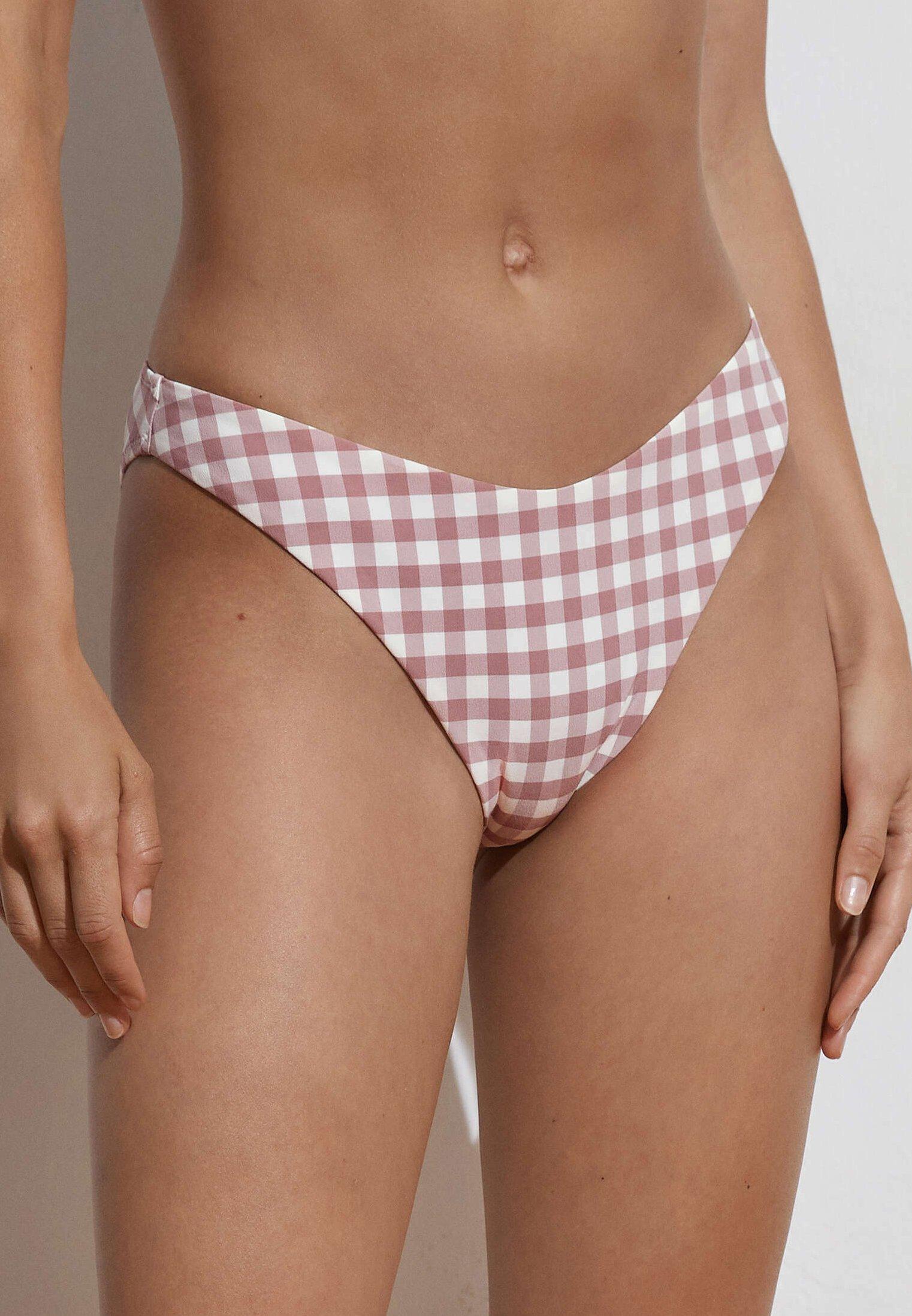 Damer GINGHAM  - Bikinibukser