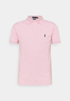 SLIM FIT STRETCH - Polo shirt - garden pink