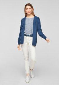 s.Oliver - Vest - faded blue - 1