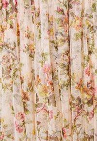 Needle & Thread - GARLAND MIDAXI SKIRT - A-linjekjol - strawberry icing - 2