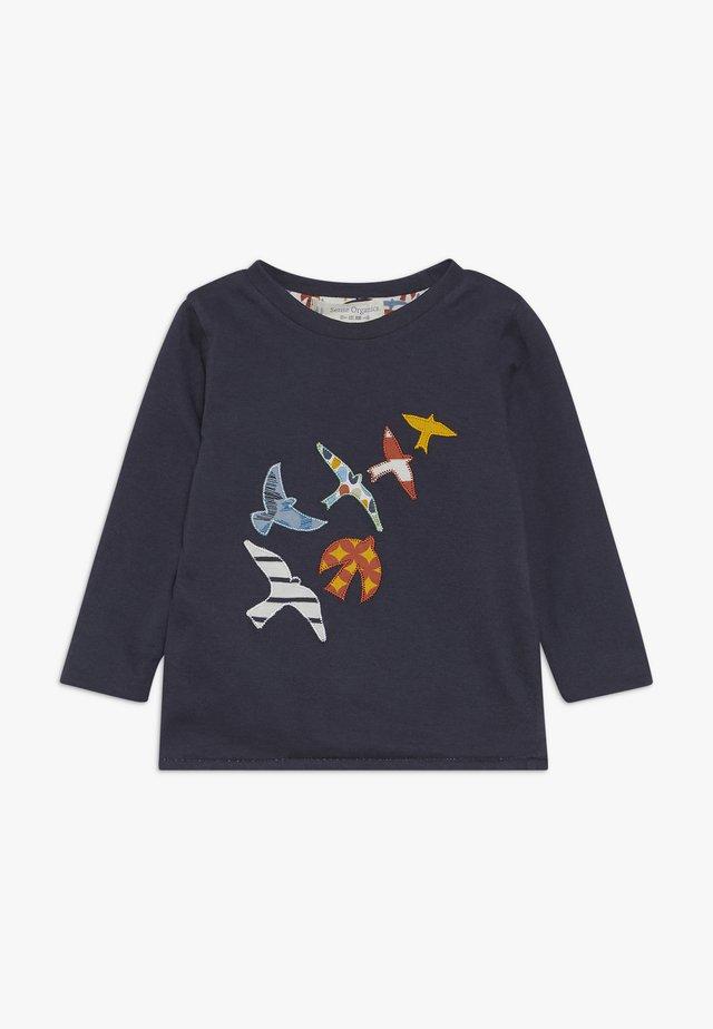 FELIX REVERSIBLE BABY - Bluzka z długim rękawem - navy