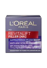 L'Oréal Paris - REVITALIFT NIGHT 50ML FILLER - Night care - - - 1