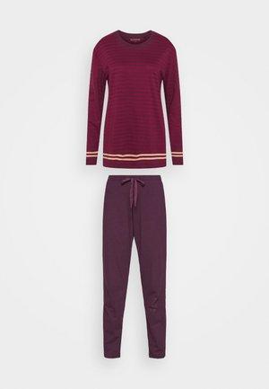 Pyjamas - brombeere