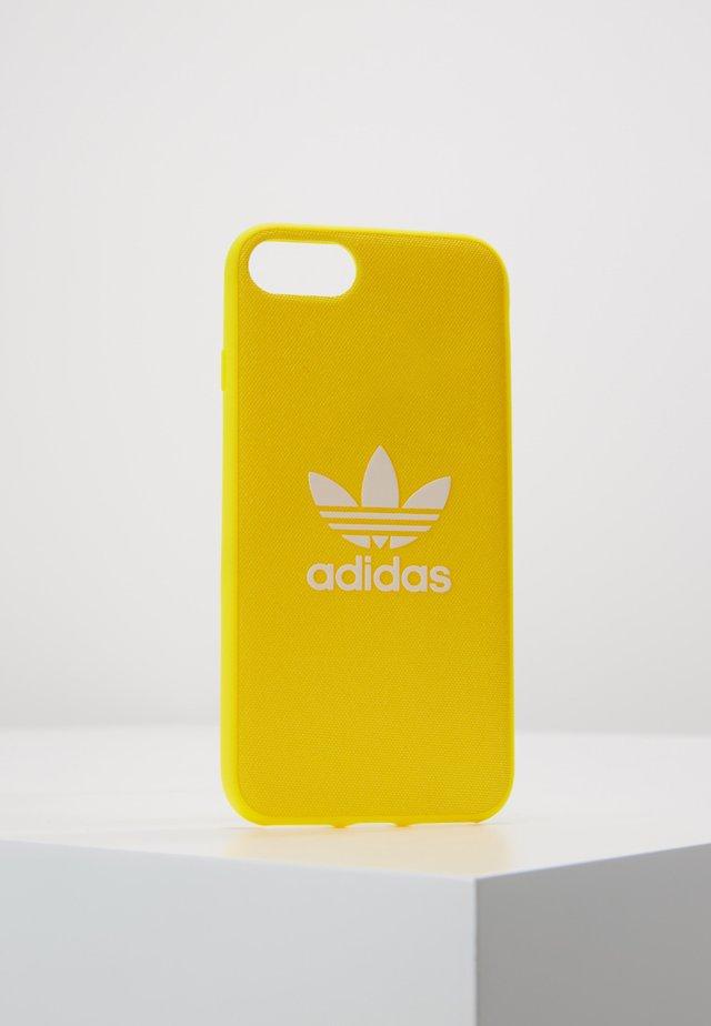 ADICOLOR MOULDED CASE IPHONE - Obal na telefon - yellow/white
