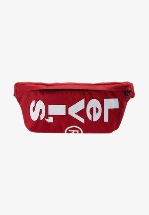 BANANA SLING - Bum bag - brilliant red