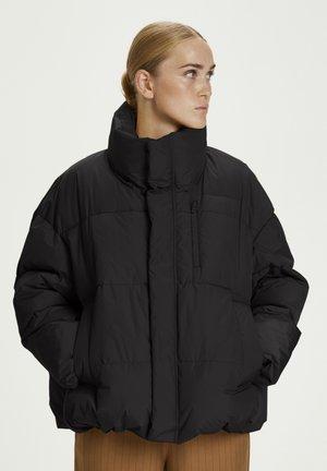 Winter jacket - meteorite