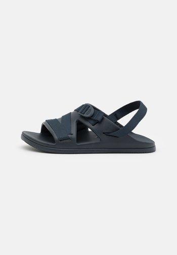 CHILLOS SPORT - Sandals - navy