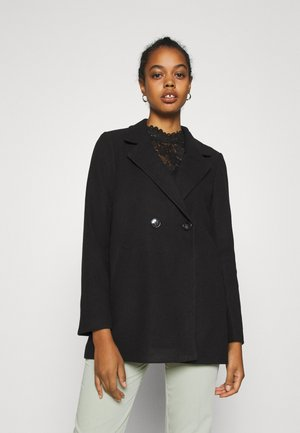 VMEBBA DOLLY JACKET - Classic coat - black