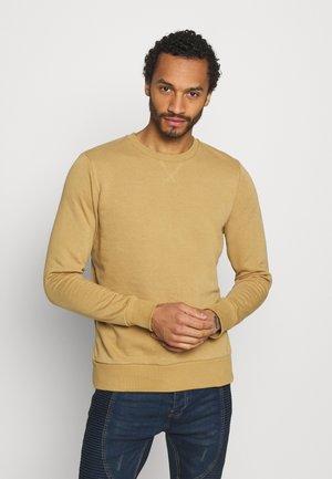 JONES - Sweatshirt - tan/ mid khaki