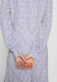 Bruuns Bazaar - TOFINA DRESS - Maxi dress - granite artwork - 8