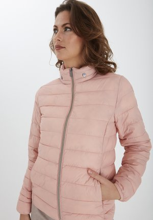 Winter jacket - misty rose