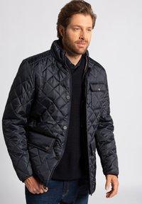 JP1880 - BIG & TALL - Light jacket - navy - 1