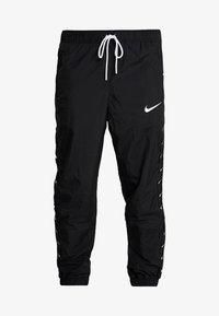 Nike Sportswear - PANT - Pantalones deportivos - black/white - 3