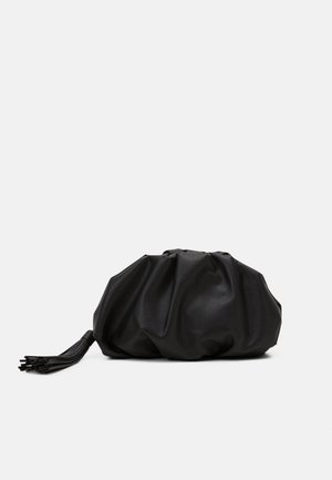 RUCHED - Clutches - black