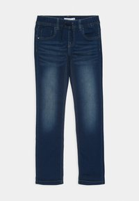 Name it - NKMROBIN - Jeans Relaxed Fit - dark blue denim - 0