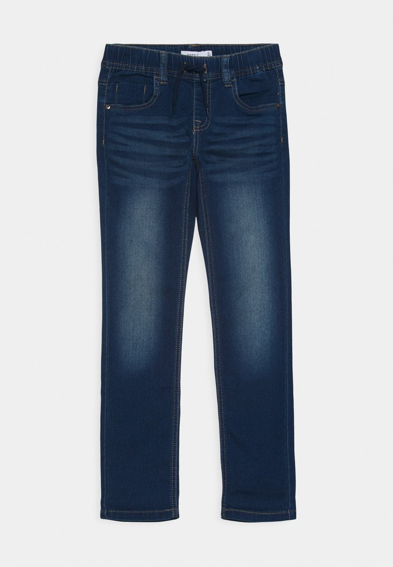 Name it - NKMROBIN - Jeans Relaxed Fit - dark blue denim