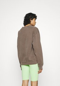 BDG Urban Outfitters - COLORADO SPRINGS CREWNECK - Sweatshirt - brown - 2