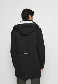 INDICODE JEANS - CARVER - Winter coat - black - 2