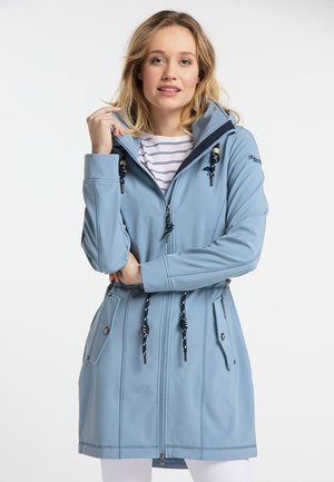 Parka - blue