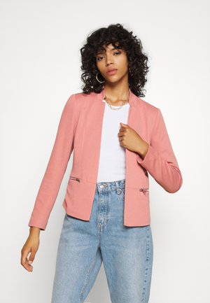 Blazer - dusty rose