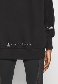 adidas by Stella McCartney - HOODIE - Hettejakke - black - 5