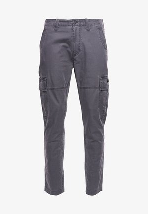 Cargo trousers - naval grey