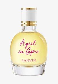 Lanvin Fragrances - A GIRL IN CAPRI EAU DE TOILETTE - Eau de Toilette - - - 0