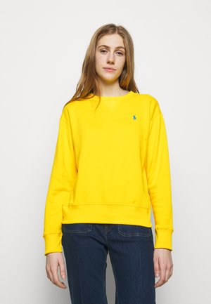 LONG SLEEVE - Bluza - university yellow
