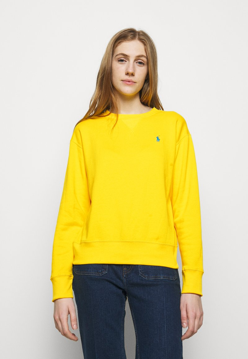 Polo Ralph Lauren - Mikina - university yellow