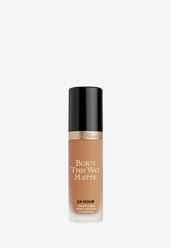 BORN THIS WAY MATTE FOUNDATION - Foundation - brulee