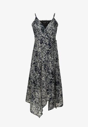 CONTOUR - Korte jurk - imprint