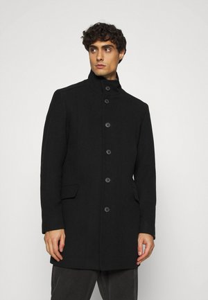 SLHMORRISON COAT - Mantel - black
