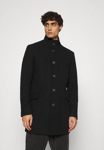 SLHMORRISON COAT - Manteau classique - black