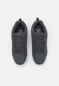 DC Shoes - COURT GRAFFIK - Sneakers laag - grey/white - 3