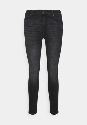 SKINNY SLIM ILLUSION UPBEAT - Jeans Skinny Fit - black