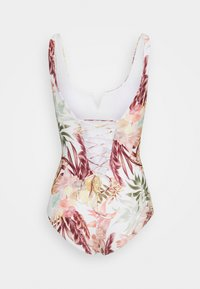 Rip Curl - TALLOWS FULL ONE PIECE - Swimsuit - white - 1
