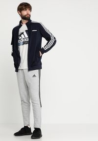 adidas Performance - Training jacket - legend ink/white - 1